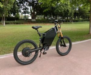 Электровелосипед 5000w / 72v